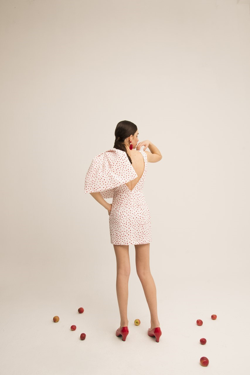 Picture of Alice Polkadot Dress